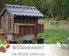 Herzlich Willkommen, liebe Hühner!