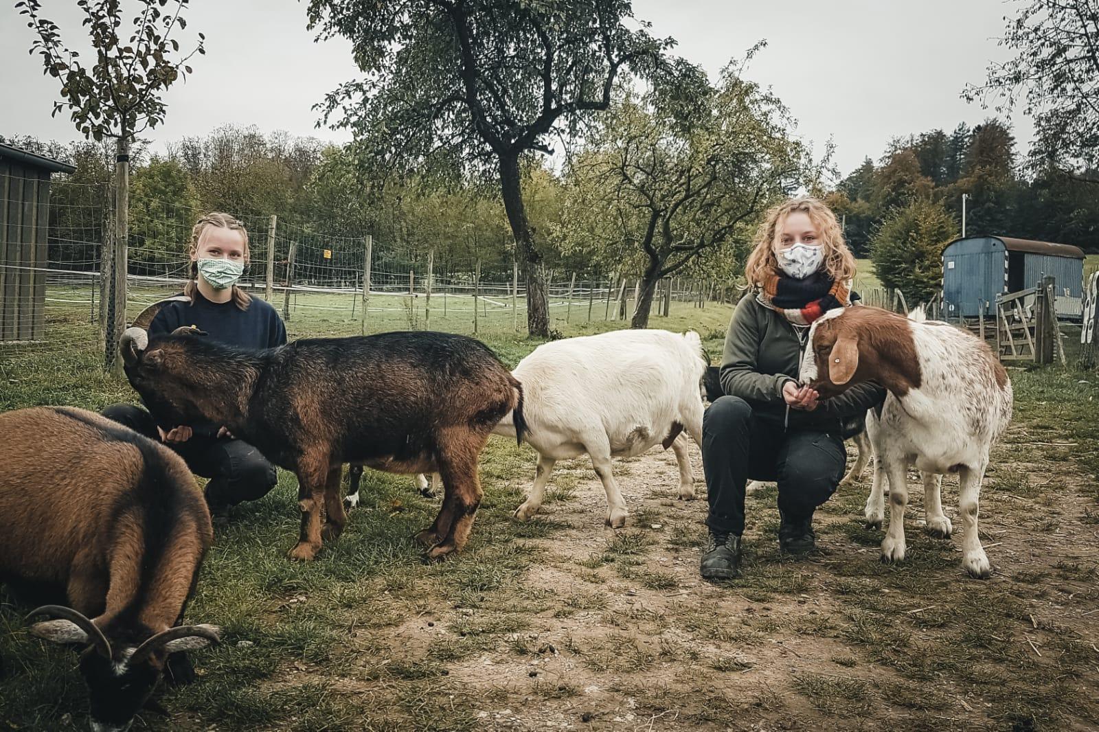 Maskenpflicht: Zu eurem und unserem Schutz